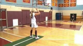 Jennie Finch Softball Pitching Mat Training Video