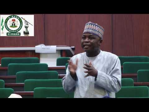 Hon Ahmadu Usman Jaha,10 July 2019 Motion on the invasion of the ...