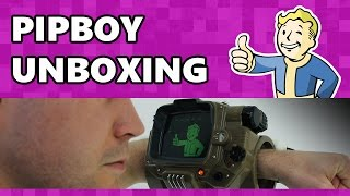 Fallout 4 Pip-Boy Edition Unboxing Xbox On