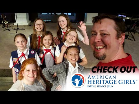 Who Are The American Heritage Girls?