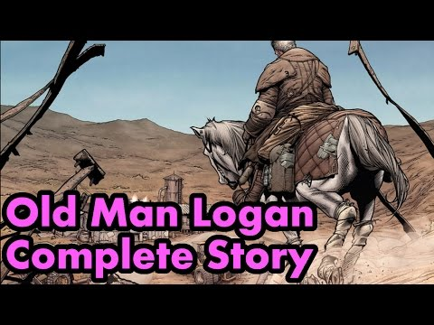 Wolverine: Old Man Logan – The Complete Story