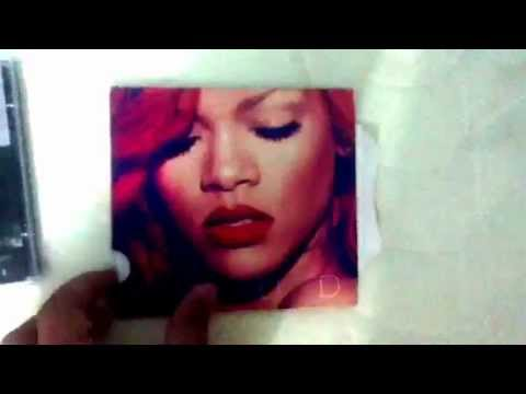 Unboxing My Rihanna Collection