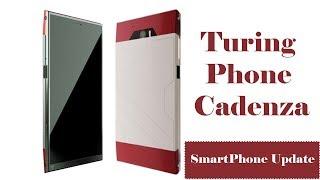 Turing Phone Cadenza full Specifications | 60 MP camera | 12GB Ram