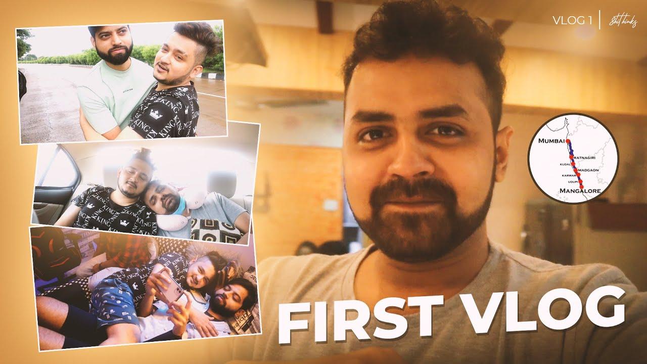 How not to vlog from Mumbai to Mangalore [Part-1] #vlog