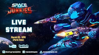 Space Junkies: LIVESTREAM - Launch | Ubisoft [NA]