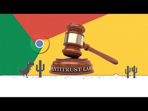 Google Chrome's Antitrust Case (Finger Wagging Intensifies!)