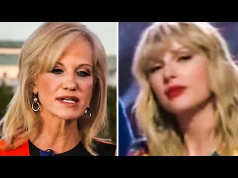 Kellyanne Conway Attacks Taylor Swift Then Tries To Sing Her New Song