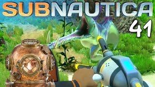 """Subnautica Gameplay Ep 41 - """"EPIC SCIENCE UPDATE!!!"""" 1080p PC"""