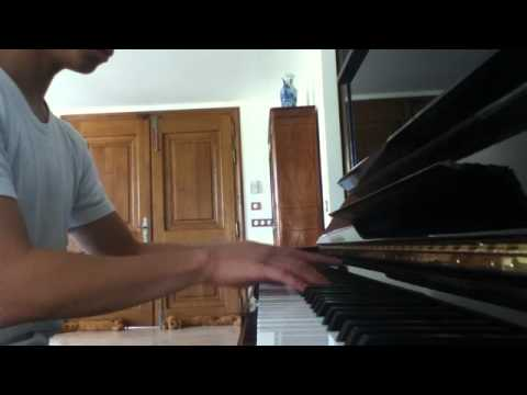 Taylor Swift - Forever & Always Piano Cover
