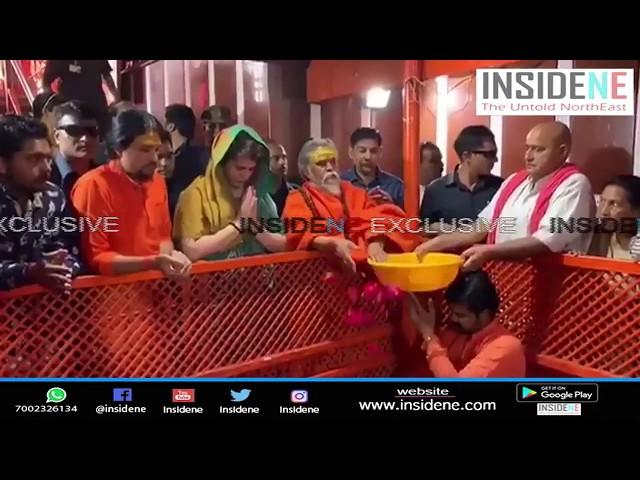 Congress General Secretary Priyanka Gandhi starts campaign