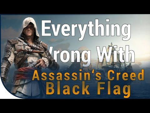 GAME Sins | Everything Wrong With Assassin's Creed IV: Black Flag