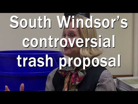 Talking Trash: Should A Controversial Waste Proposal In South Windsor Become CT's New Standard?