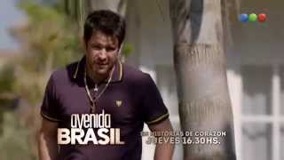 Promo Avenida Brasil Capítulo 39 (06-02-2014) - Telefe HD (Argentina)