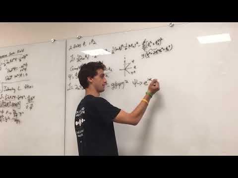 Complex scalar field 3.4