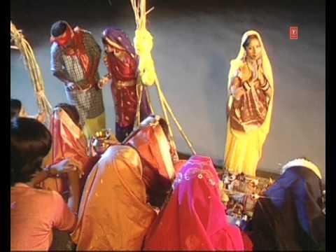 Gajmoti Chouka Puraile Bhojpuri Chhath Geet [Full Video] I Chhath Pooja Ke Geet