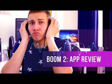 Boom 2 App Review: How to Improve sound quality on your Mac!