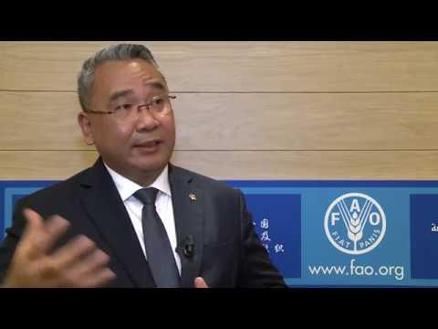 Remarks by Eko Putro Sandjojo, Minister for Village and Disadvantaged Regions, Indonesia