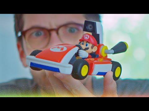 DAS findet Nintendo cool? - Mario Kart Live Home Circuit