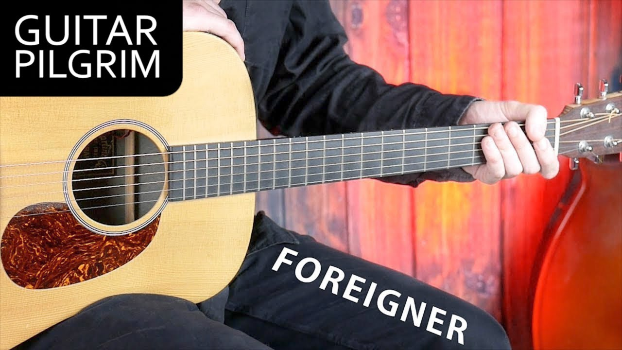 Chords Lyrics I Want To Know What Love Is Foreigner Youtube