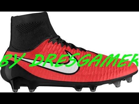 3c07f74c937a New Boots-Nike Magista Obra Pogba-2015-Pes 2013 - YouTube