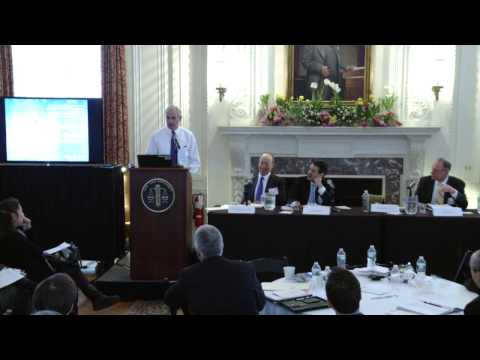 The Utility Industry of the Future: Panel 3