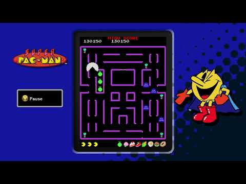 Super Pac-Man (Pac-Man Museum)