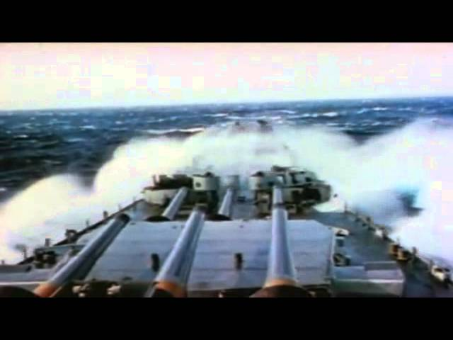 USS Alabama Short Book Trailer Travel Video