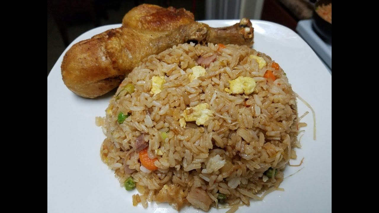 Arroz chino arroz frito doovi - Como preparar pinchos de pollo ...