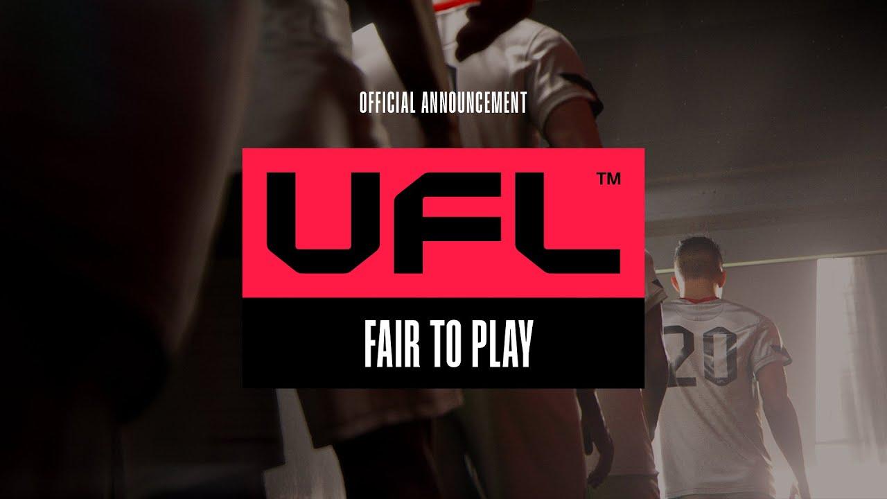 UFL™ - Official Announcement Trailer   Gamescom 2021 - UFL