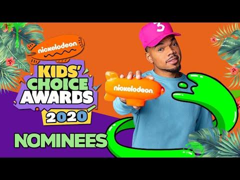 Kids' Choice Awards 2020 | Nominees