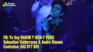 Yo Soy: Rakim & Ken-Y PERU el voz de SEBASTIAN VALDERRAMA & ANDRE SIMONS