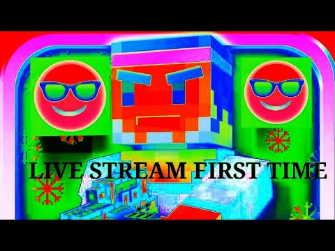 PG3d live stream didn't make video so long ago I'm live streaming