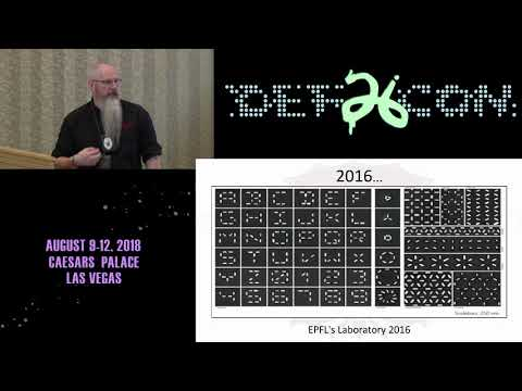 DEF CON 26 BIO HACKING VILLAGE - Chris Roberts - Our Evolutionary Path in 45 Minutes