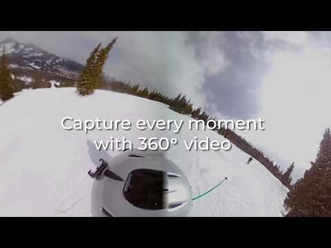 Blackfin 720 degree full panoramic VR Camera - YouTube