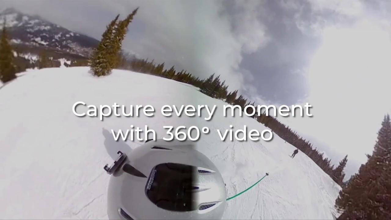 Blackfin 720 degree full panoramic VR Camera