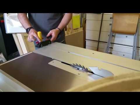 Jet JTS-600X Mitre Gauge slot problem - YouTube d08bafc35ad7