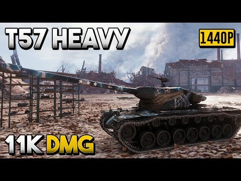 T57 Heavy: Monster