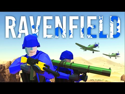 Ravenfield New Update! ALL NEW GUNS, VEHICLES, MAPS! (Ravenfield Early Access Gameplay)