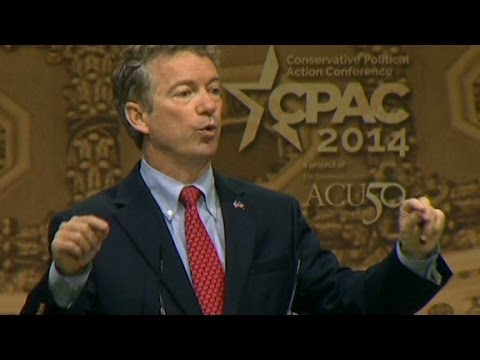 CPAC and possible 2016 candidates