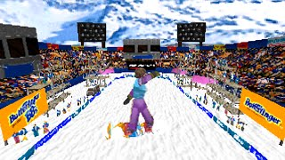 PSX Longplay #39: Cool boarders 2