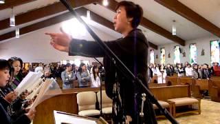 1. Nhập Lễ:  Hoan Hô Vua Giêsu