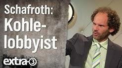 Maximilian Schafroth vom Verband deutscher Kohleförderer  | extra 3 | NDR