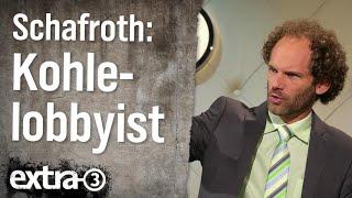 Maximilian Schafroth vom Verband deutscher Kohleförderer