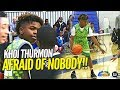 He's Only in 7th Grade But Plays Like a HIGH SCHOOLER! North Coast Blue Chip Khoi Thurmon Highlights