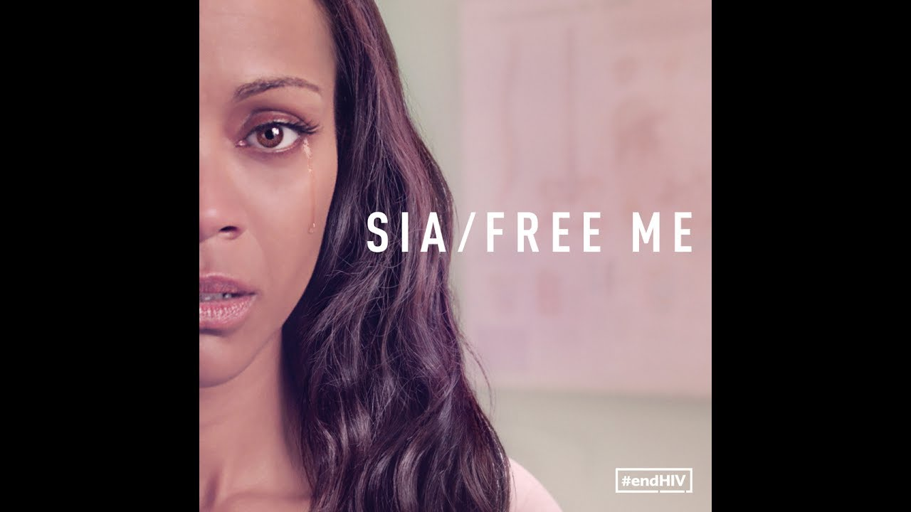 sia-free-me-starring-zoe-saldana-narrated-by-julianne-moore-sia