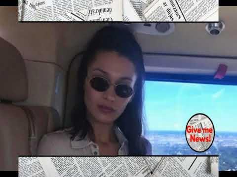 Bella Hadid mostró de más en una foto! thumbnail