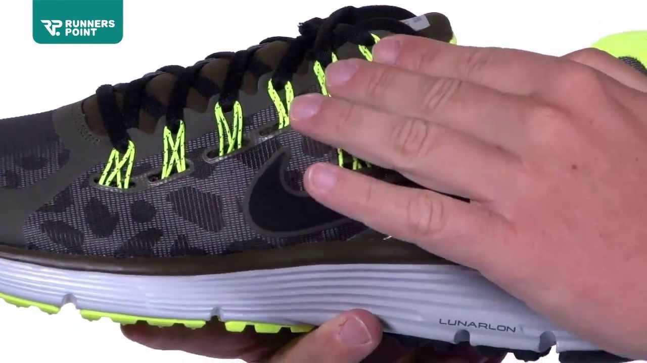 Laufschuhe Nike Lunareclipse 3 Shield Damen Youtube