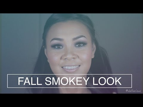 Fall Smokey Look | Dellacious