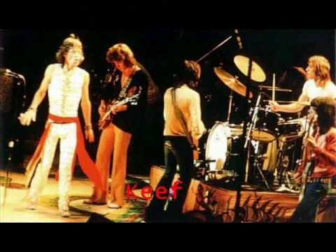 Mick Taylor Keith Richards Rehearsals Gimme Shelter 1972 Rolling Stones