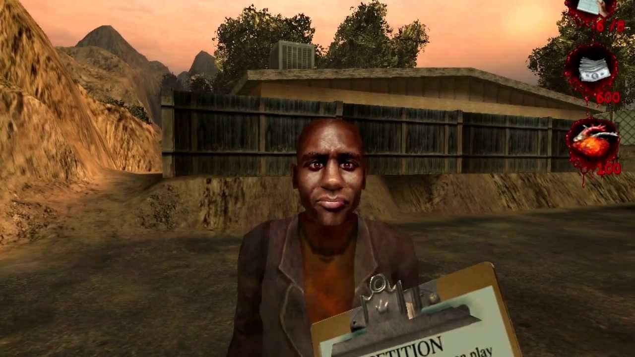 Postal 2 Would You Like To Sign My Petition Youtube